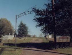 Alto City Cemetery