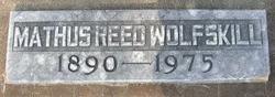 Mathus Reed Wolfskill