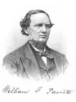 William Fletcher Parrett