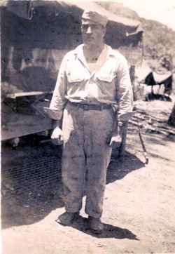 Sgt Charles M. Gott