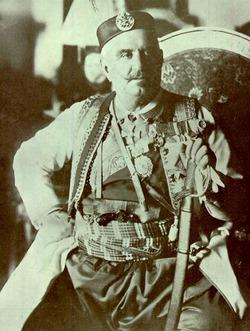 Nikola Petrovic-Njegos I