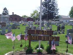 Saint John's Lutheran and Reformed Cemetery