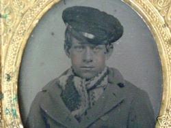 Pvt David W. Barnes