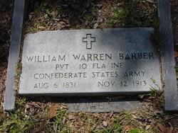 William Warren Barber