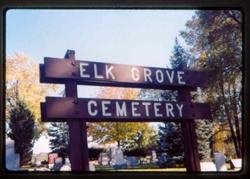 Elk Grove Cemetery