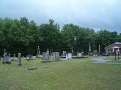 Sandy Springs Baptist Church Cemetery