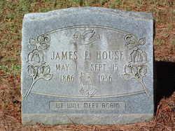 Rev James Edward House