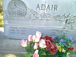 Joseph Welton Adair, Jr