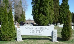 Spartanburg Cemetery