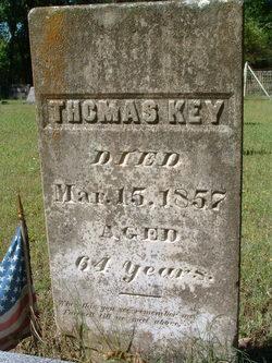 Thomas James Key