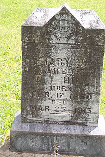 Mary Jane Hill
