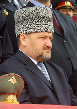 Akhmad Kadyrov