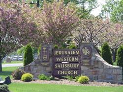 Jerusalem Western Salisbury Church Cemetery