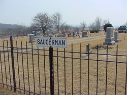 Saucerman Cemetery
