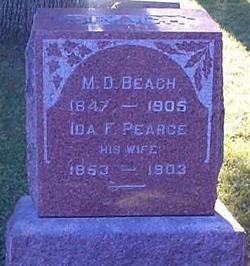 Ida Frances <I>Pearce</I> Beach