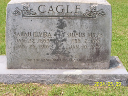 Rufus Miles Cagle