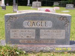 James Marshall Cagle