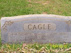 Sarah Elizabeth Cagle