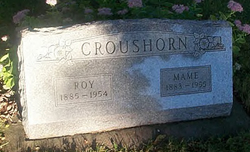 "Mary Louise ""Mame"" <I>Pearce</I> Croushorn"