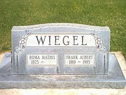 Frank Albert Wiegel