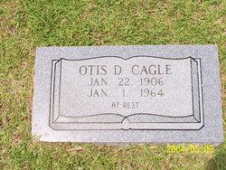 Otis D. Cagle