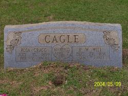 """R. W. """"Will"""" Cagle"""