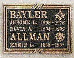 Mamie L. Allman