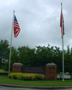 West Tennessee State Veterans Cemetery