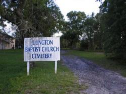 Julington Baptist Church Cemetery