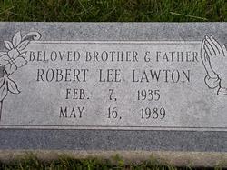 "Robert Lee ""Bob"" Lawton"