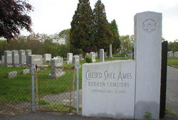 Chesed Shel Ames Hebrew Cemetery