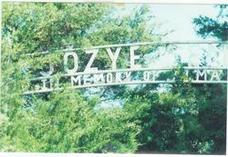 Jozye Cemetery