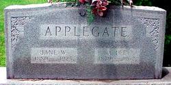 Albert Lee Applegate, Jr