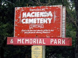 Hacienda Cemetery and Memorial Park