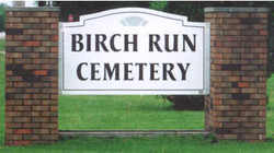 Birch Run Cemetery