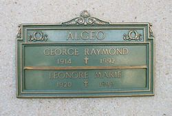 George Raymond Algeo
