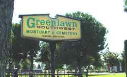 Greenlawn Southwest Mortuary and Cemetery