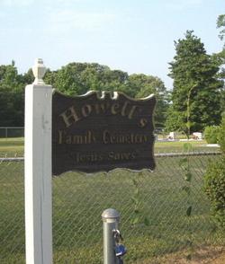 Howell Family Cemetery