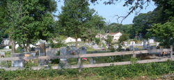 Paris Mountain Holiness Baptist Church Cemetery