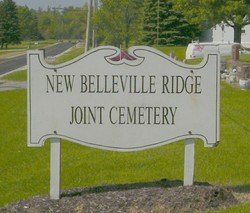 New Belleville Ridge Cemetery