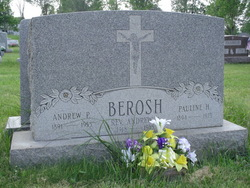 Rev Andrew Berosh