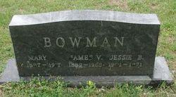 James Veston Bowman