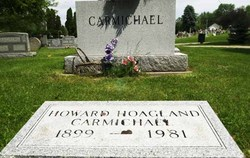 Awesome Hoagy Carmichael 1899 1981 Find A Grave Memorial Theyellowbook Wood Chair Design Ideas Theyellowbookinfo