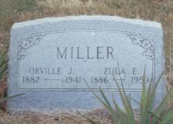 Orville James Miller