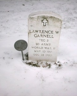 Lawrence W Carnell