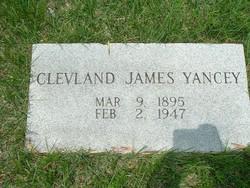 Clevland James Yancey