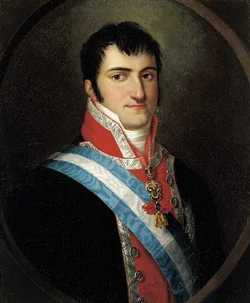 King Fernando VII