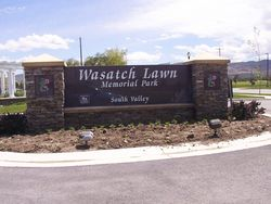 Wasatch Lawn Memorial Park South Valley