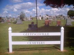 Geetingsville Cemetery