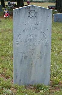 Henry Winston Melton